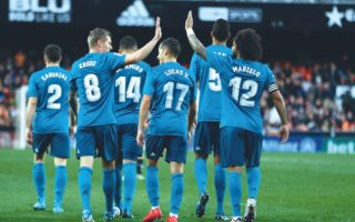 Real Madrid – Real Betis
