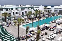 Hotel Barceló Teguise Beach – halfpension