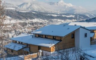 Chalet-appartement Panorama Lodge Penthouse White Gold – 6 personen