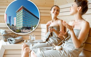 Corendon City Hotel Amsterdam inclusief toegang tot luxe Vitality Spa