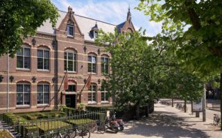 The College Amsterdam inclusief diner